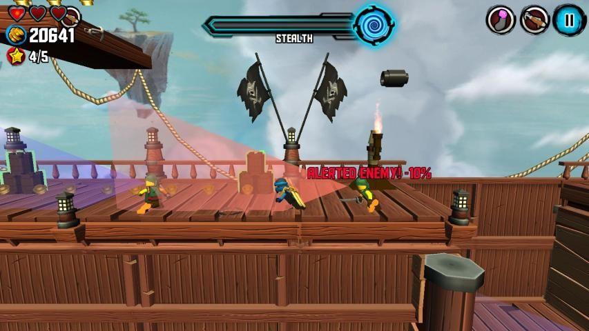 LEGO® Ninjago™: Skybound screenshot 2