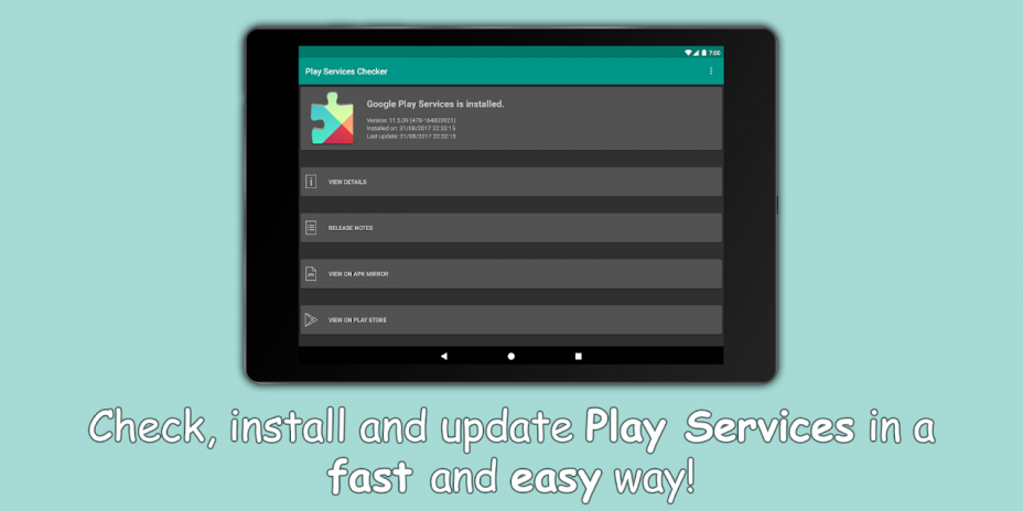 google play service apk mirror