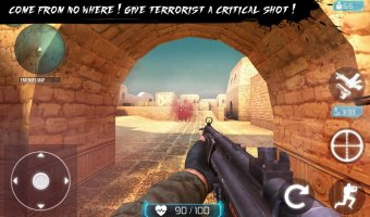 Counter Terrorist Portable Screenshot
