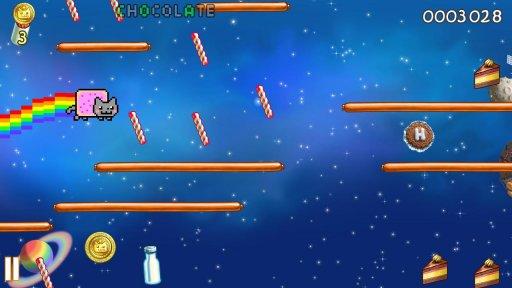 Nyan Cat: Lost In Space screenshot 9