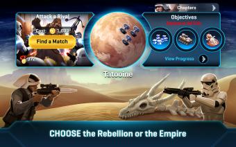 Star Wars™: Commander Screenshot