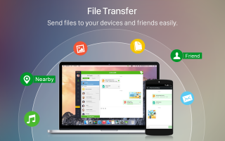 AirDroid: Remote access & File Screen