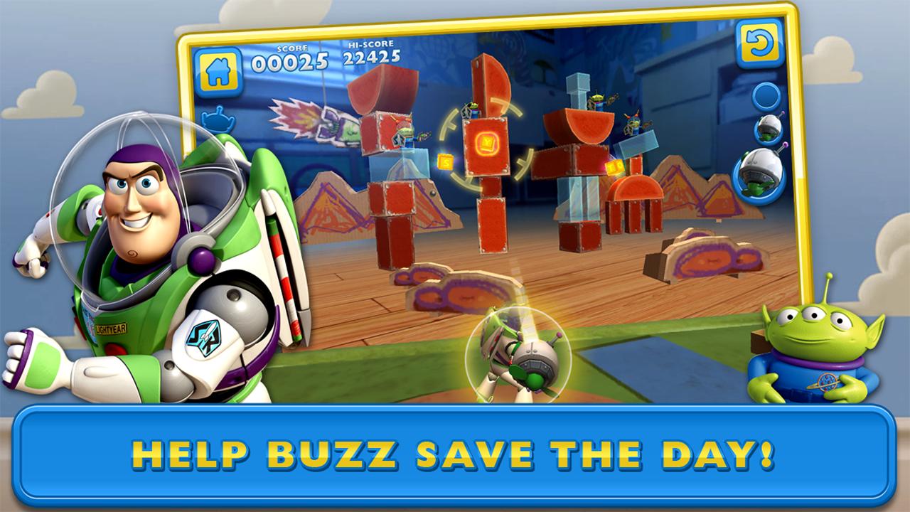 Toy Story: Smash It! FREE screenshot 2