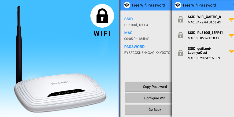 FREE WIFI PASSWORD GENERATOR | Download APK for Android ...