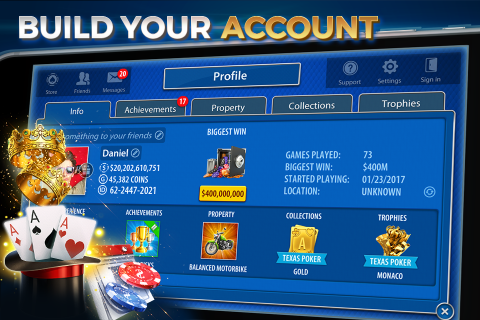 Blackjack 21 - Online Casino screenshot 2