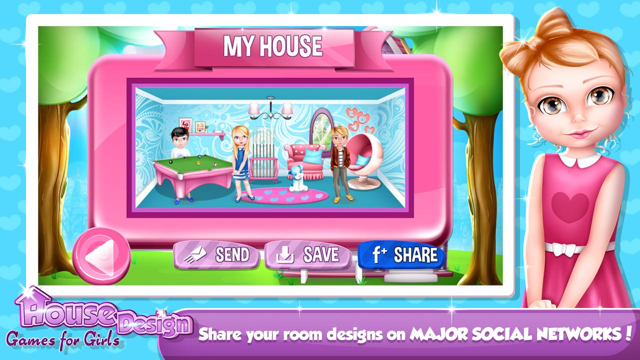 juegos de diseno de casas captura de pantalla