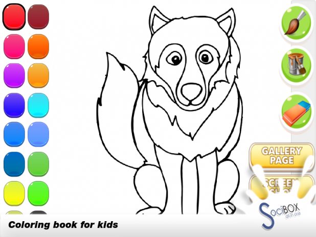 libro para colorear zoológico 1.0.190417 Descargar APK para Android ...