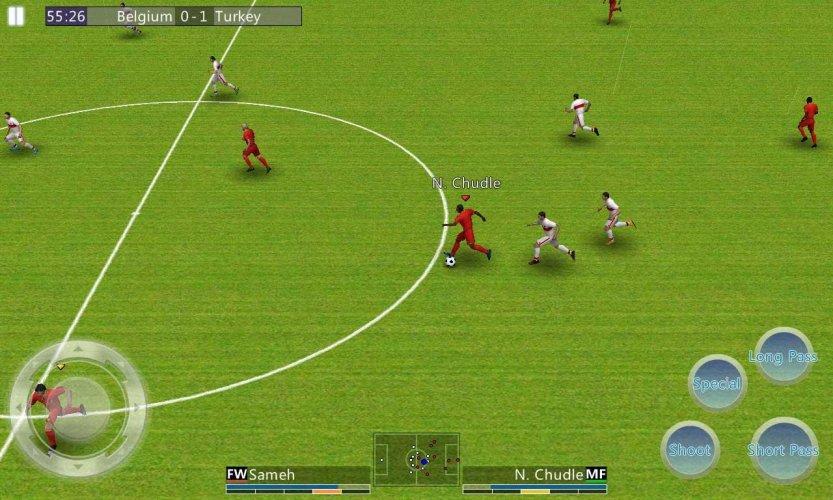 Mundial Football League screenshot 3