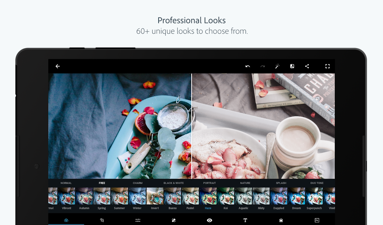 Adobe Photoshop Express:Photo Editor Collage Maker screenshot 13