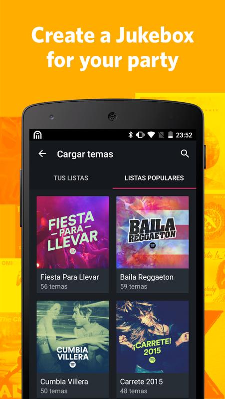 Jukebox for Spotify Premium screenshot 2