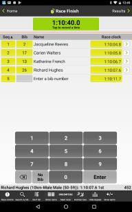 Race & Lap Timer screenshot 14