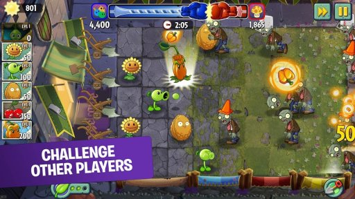 Plants vs. Zombies™ 2 Free screenshot 8