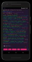 Linux CLI Launcher Screen