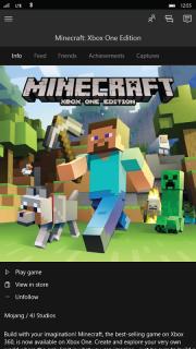 Xbox beta screenshot 6