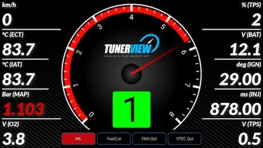 TunerView for Android screenshot 9
