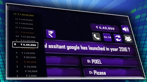 New KBC 2018: Hindi & English Crorepati Quiz screenshot 2