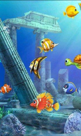 MF Aquarium Live Wallpaper 1.1 Download