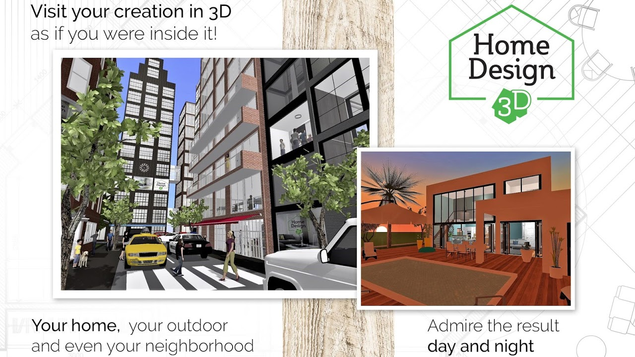 ... Home Design 3d Freemium Screenshot 5
