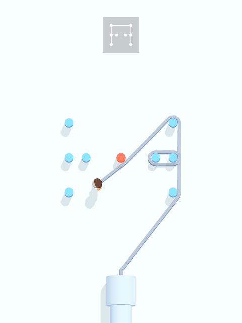 Rope Around! screenshot 1