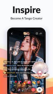 Tango – Live Streams & Live Video Chats: Go Live screenshot 2
