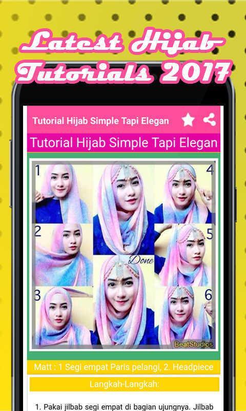 Tutorial Hijab 2018 Terbaru 1 2 Download Android Apk Aptoide