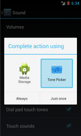 Mp3 ringtones picker free download of android version | m.