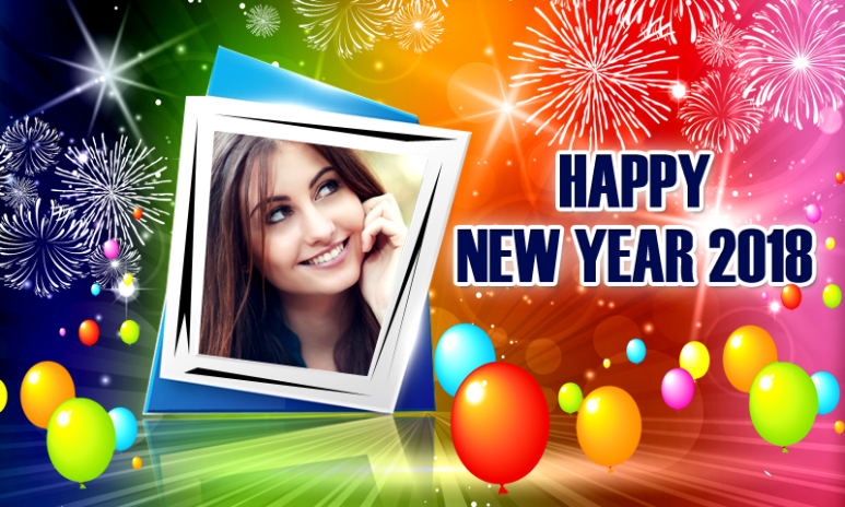 Happy New Year 2018 Frames 11 Download Apk For Android Aptoide