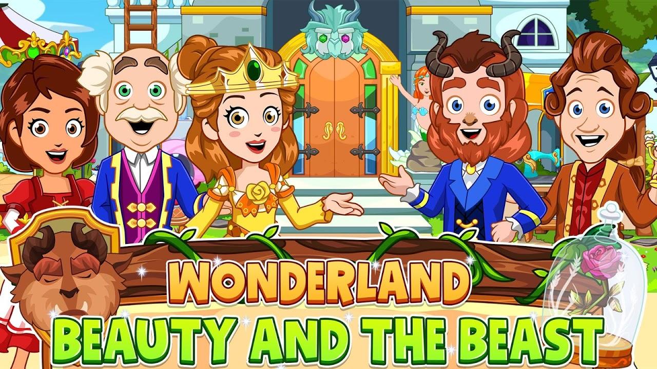 Wonderland : Beauty & Beast screenshot 1