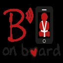 B on board