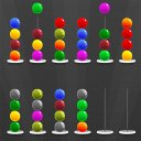 Beads Tower - Sorting Beads Puzzle