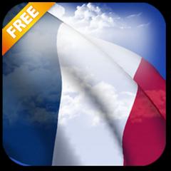 3d France Flag Live Wallpaper 314 Descargar Apk Para