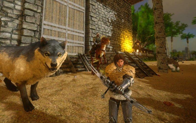 ARK: Survival Evolved screenshot 12