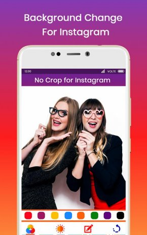 No Crop & Square for Instagram Post 1 2 Download APK for
