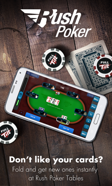full tilt poker app real money