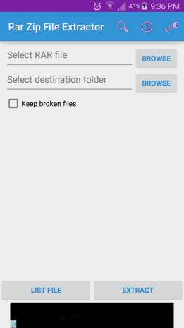 Rar Zip File Extractor 2 4 2 Download APK for Android - Aptoide