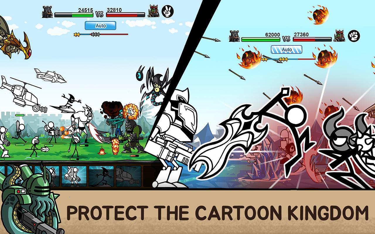 Cartoon Wars 3 screenshot 2