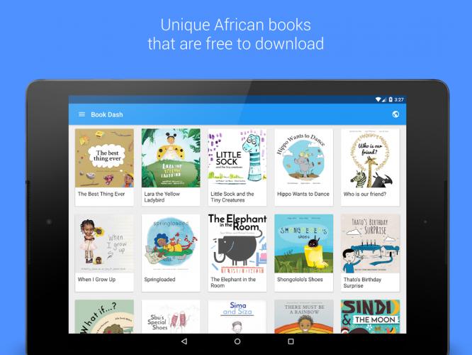 Book Dash: Free African Stories for Kids screenshot 1