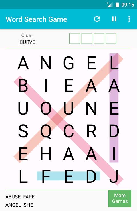 Word Search screenshot 13