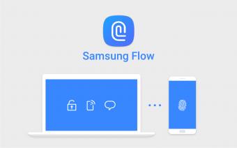 Samsung Flow Screenshot