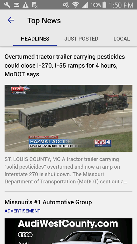 KMOV News St. Louis screenshot 2