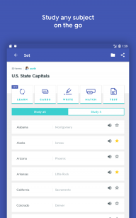 Quizlet: Learn Languages and Vocab with Flashcards screenshot 8