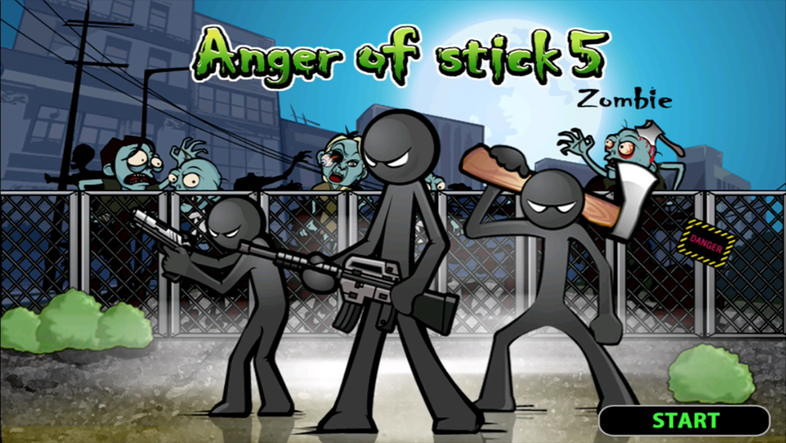 AngerOfStick5 screenshot 1