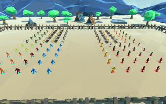 Epic Battle Simulator Screenshot