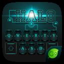 Halo GO Keyboard Theme & Emoji