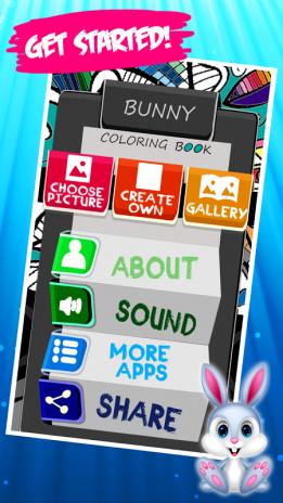 Tavşan Boyama Kitabı 13 Android Aptoide Için Apk Indir