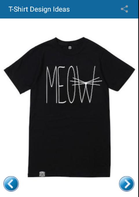 Lovely ... T Shirt Design Ideas 2016 Captura De Tela 2 ...