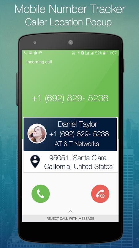 Rastreador de un Número Telefónico