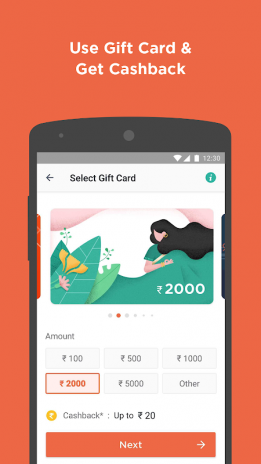 Mobile Recharge, Wallet, Gift Card, Balance Check 3 23 00 Download