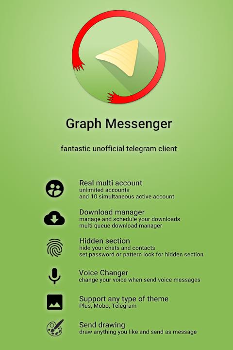 Graph Messenger T5 9 0 - P7 3 1 Download APK para Android