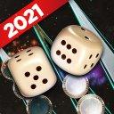 Backgammon - Lord of the Board – Brettspiel